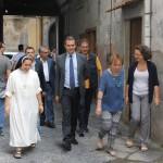 una visita speciale: il sindaco di Napoli tra noi!